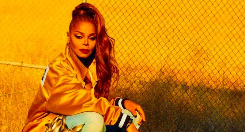 Pop Icon Janet Jackson Announces New 'State of the World' Tour Dates