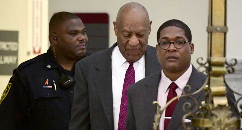 Retrial Finds Cosby Guilty of Three Counts