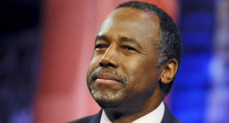 HUD Secretary Ben Carson Proposes Rent Increase on low-Income People in Public Housing