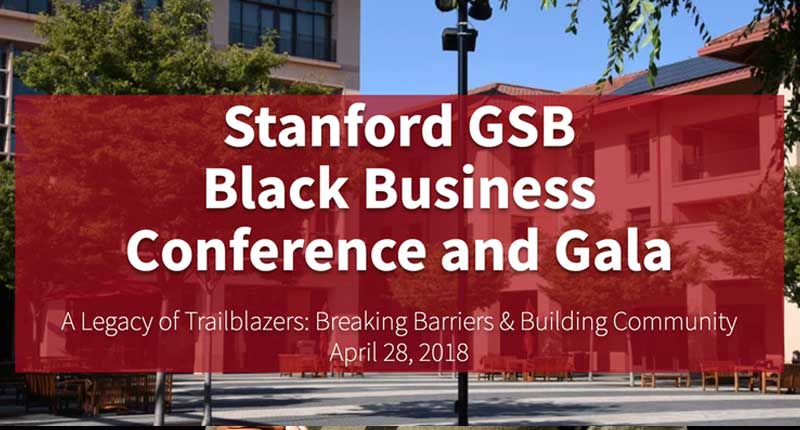 Stanford GSB Black Business Conference Returns April 28