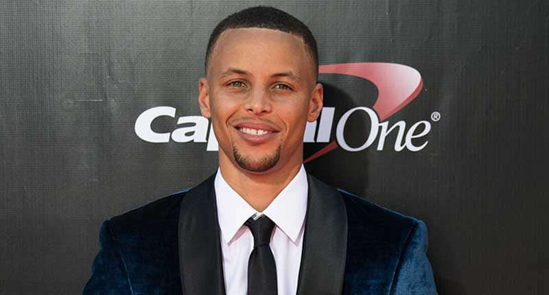 "Steph Curry Inks ""Biggest Media Deal of Any Athlete"" with Sony Pictures"