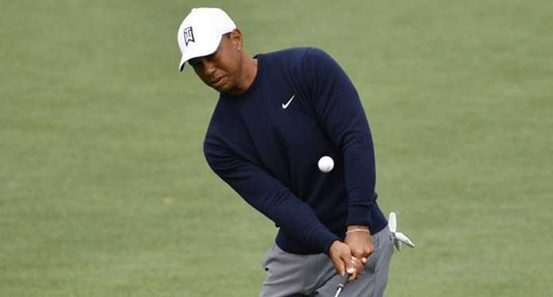 Tiger Woods Brings Ratings and Excitement at the Masters