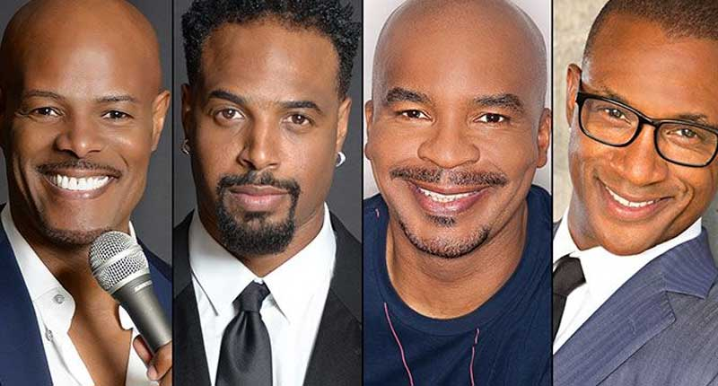 "'In Living Color' Cast Hits the Stage with the ""The Off Color Comedy Tour'"