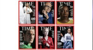 TIME 100 Most Influential People covers were released to the public and it includes heavy hitters including a breakout comedy star, a world pop icon, Oscar winning actress, a heroic political figure, a CEO of a world dominating company, and a sports legend. For 2018, TIME selected Tarana Burke, Roger Federer, Tiffany Haddish, Nicole Kidman, Jennifer Lopez and Satya Nadella to appear in a series of covers for the issue. Shot by Peter Hapak the stories are written by notable figures on the selected cover subjects. Check out the Time magazine individual stories.