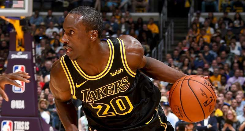 Andre Ingram Makes NBA Debut at 32-Years Old