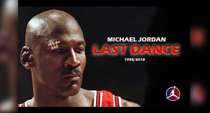 Basketball Icon Michael Jordan Joins ESPN and Netflix for 'The Last Dance' Documentary