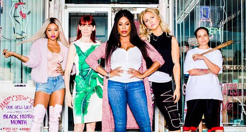 NEW SEASON OF 'CLAWS' PREMIERES SUNDAY, JUNE 10 AT 9/8c ON TNT