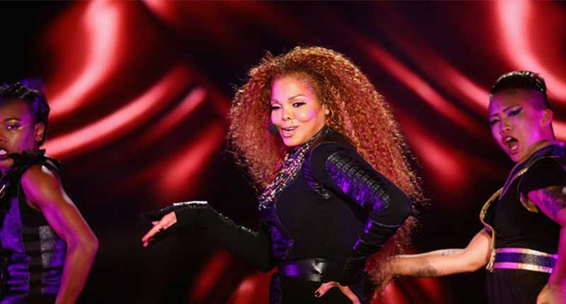Janet Jackson to Receive the Icon Award at the 2018 Billboard Awards
