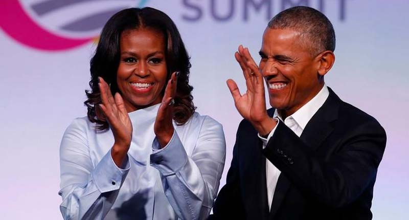 The Obamas Partner with Netflix