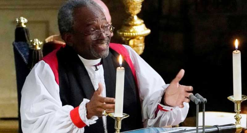 The Rev, Michael Curry Stayed True to Himself at the Royal Wedding