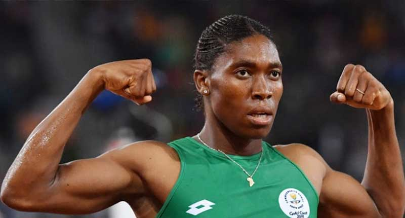 Running Sensation Caster Semenya becomes Target After New Testosterone Limitation Rules