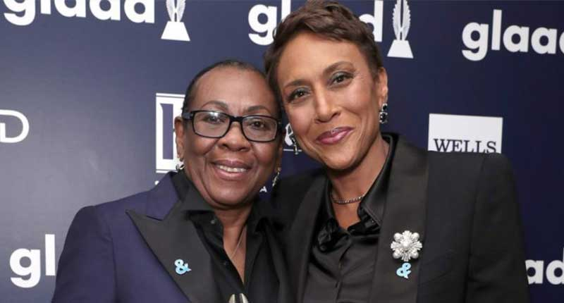Gloria Carter Gives Emotional Speech at GLAAD Media Awards