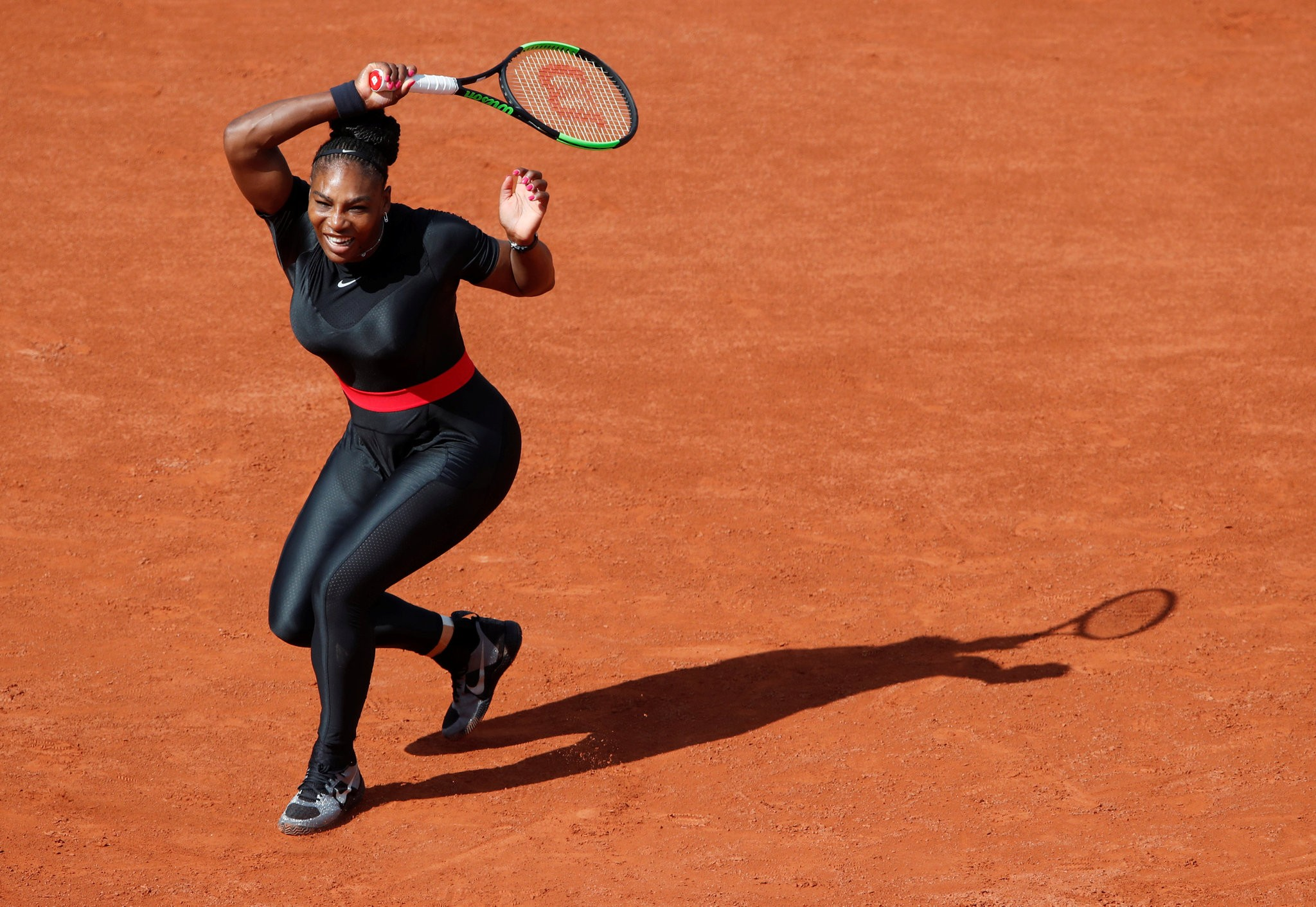 Serena Williams Wins in French Open