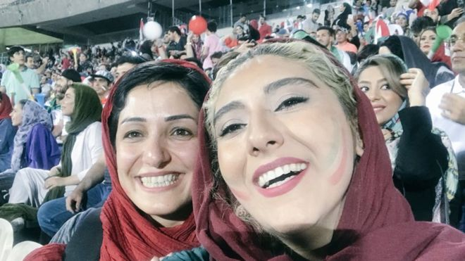 World Cup 2018: Women Finally Allowed in Iranian Football Stadium