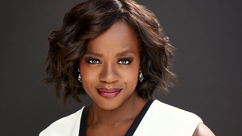 Viola Davis Stars in 'Widows'