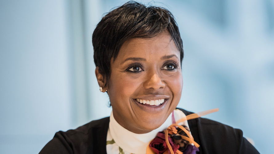 Mellody Hobson Becomes Vice Chair at Starbucks