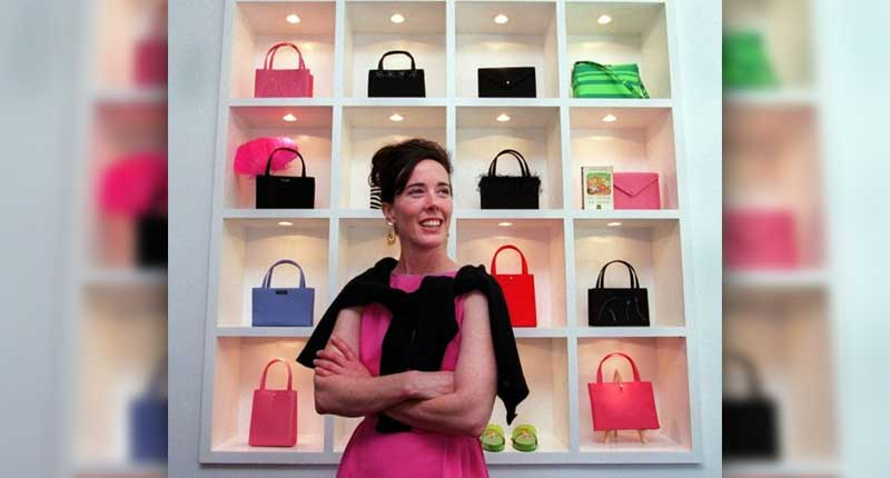 Iconic Fashion Designer Kate Spade Commits Suicide
