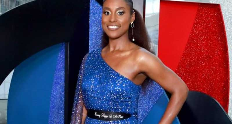 Issa Rae Hosts CDFA Awards with Political Statement Fashion