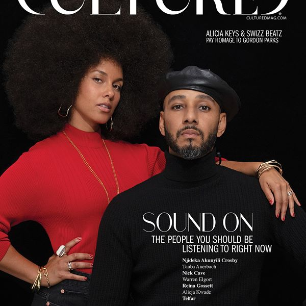 Alicia Keys and Swizz Beats Honors Black Panthers