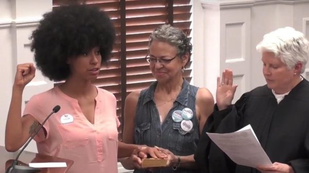Local Georgia Official Sworn in Using 'The Autobiography of Malcolm X'