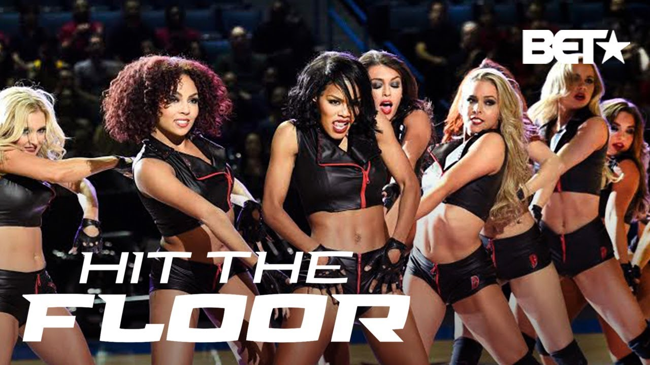Teyana Taylor Joins 'Hit the Floor'