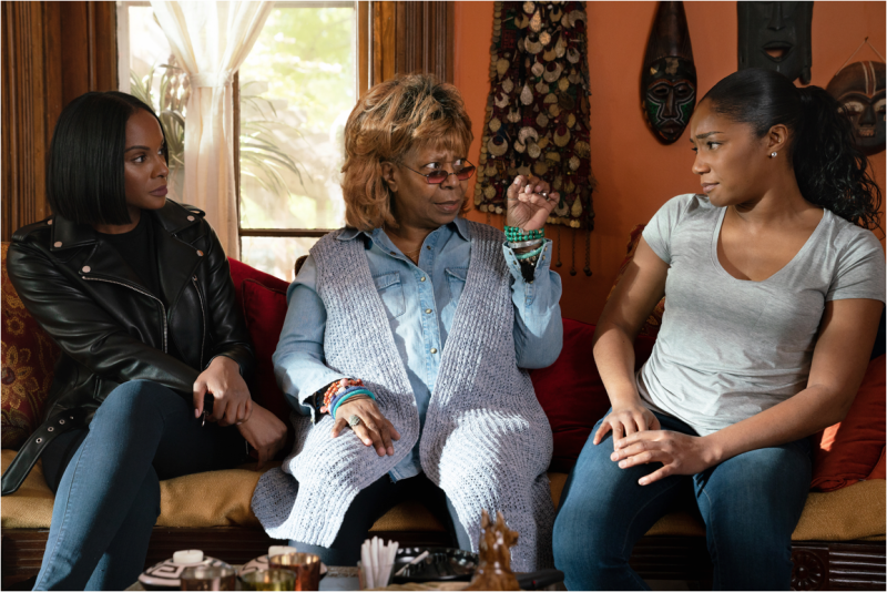 Comedy Legend Whoopi Goldberg & Tiffany Haddish Star in 'Nobody's Fool'