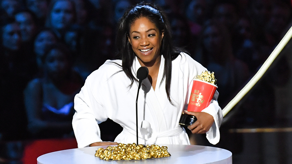 Tiffany Haddish & MTV Movie & TV Award Winners