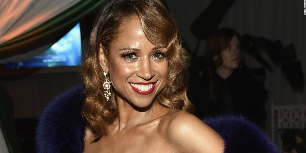 Stacey Dash to Star in Anti-Abortion Film