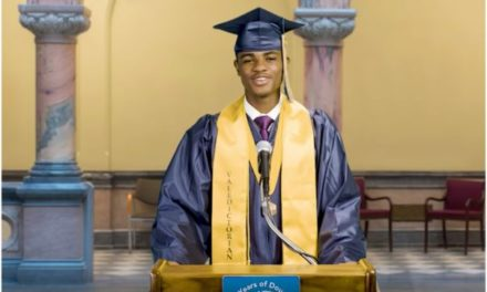 Mayor Gives Black Valedictorian the Opportunity to Deliver His Speech