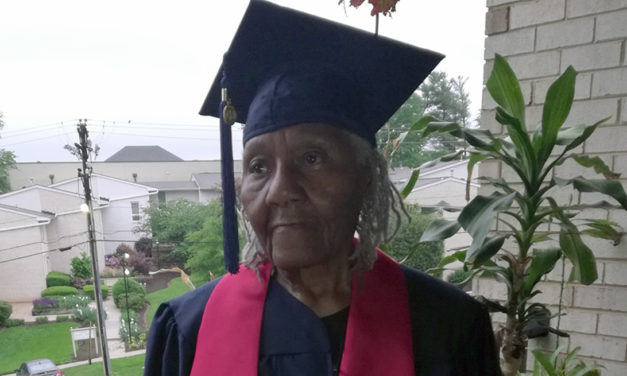 89-Year-Old Ella Washington Just Earned Her First Degree
