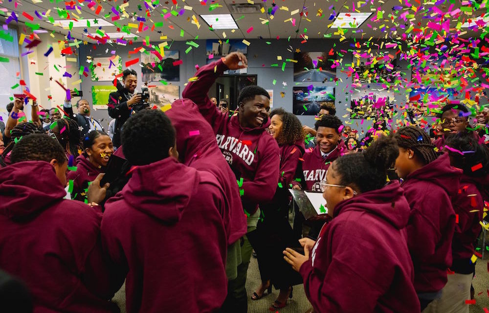 Black Atlanta Youth Make History At Harvard Debate Competition