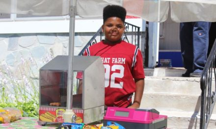 City Helps Teen With Permit To Keep His Hot Dog Stand Open