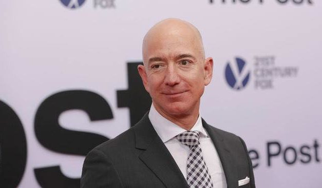 Jeff Bezos Becomes World's Richest Person in Modern History