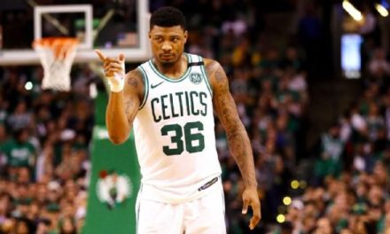 Marcus Smart Re-signs With Celtics