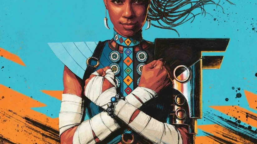 Black Panther's Shuri Gets Own Marvel Comic Series