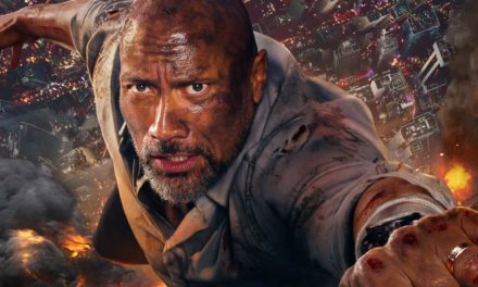 Dwayne Johnson Stars in 'Skyscraper'