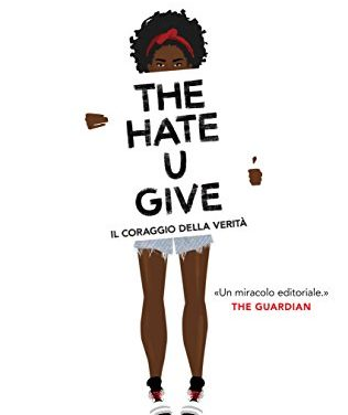 THE HATE U GIVE' AUTHOR ANGIE THOMAS TALKS ABOUT UPCOMING FILM