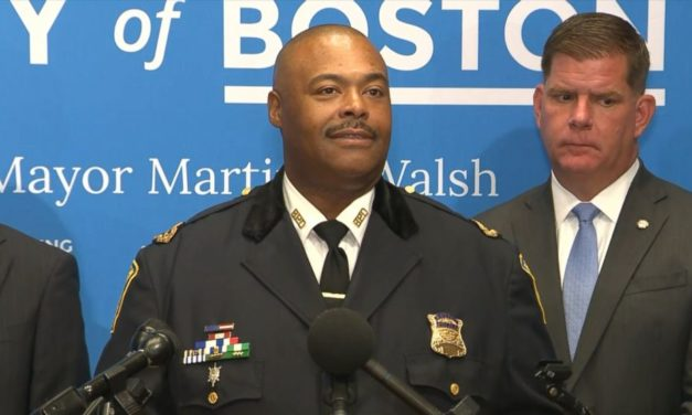 William Gross Becomes Boston's First Black Commissioner