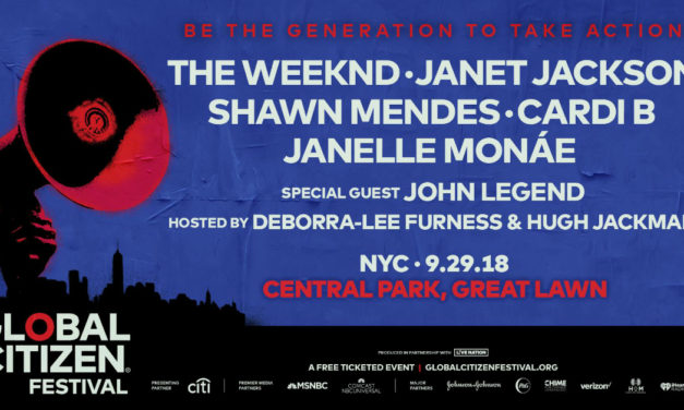 2018 Global Citizen Festival To Be Headlined By The Weeknd, Janet Jackson, Shawn Mendes, Cardi B & Janelle Monáe