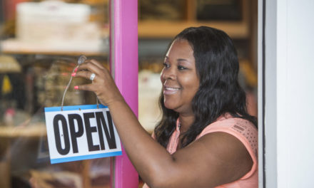 BLACK BUSINESS OWNERSHIP IN THE U.S. JUMPED 400% IN ONE YEAR