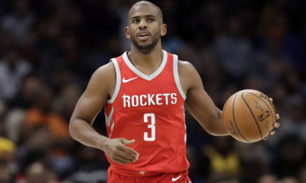 NBA All-Star Chris Paul Donates $2.5 Million to Wake Forest Basketball