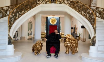 "DJ Khaled Announces ""We The Best"" Furniture Line"