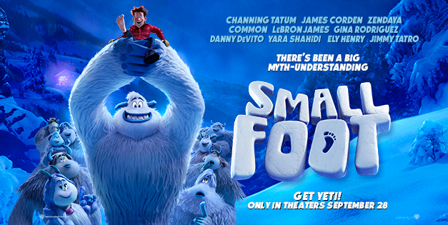 Official Trailer:  'SmallFoot'