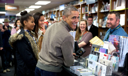 Obama Shares 2018 Summer Reading List
