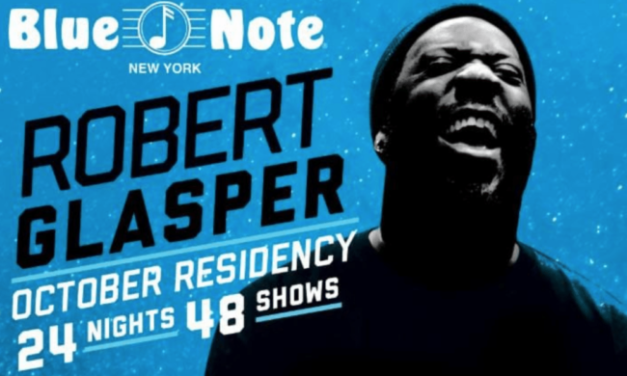 Robert Glasper Announces October NYC Residency With 48 Shows
