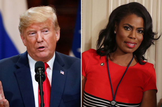 Trump Campaign Taking Legal Action Against Omarosa