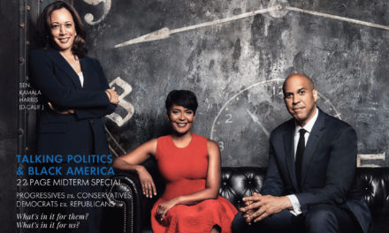 EBONY MAGAZINE RELEASES OCTOBER/NOVEMBER 2018 ISSUE, FEATURING U.S. SEN. KAMALA HARRIS, ATLANTA MAYOR KEISHA LANCE BOTTOMS & U.S. SEN. CORY BOOKER