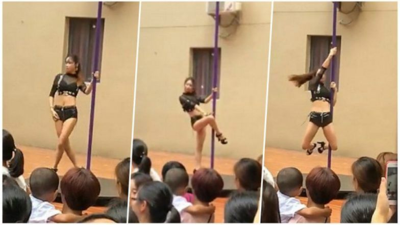 Principal Fired After Welcoming Students Back To School With a Pole Dance