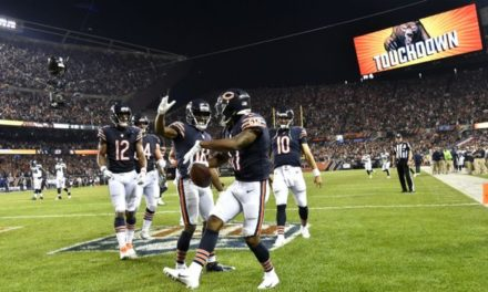 Chicago Bears Commit Over $500k to Social Justice Programs