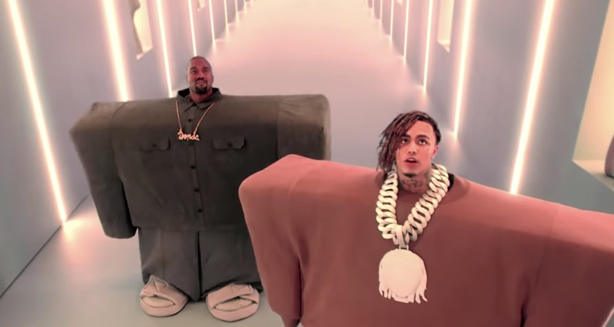 "Kanye West & Lil Pump's ""I Love It"" Breaks YouTube World Record"